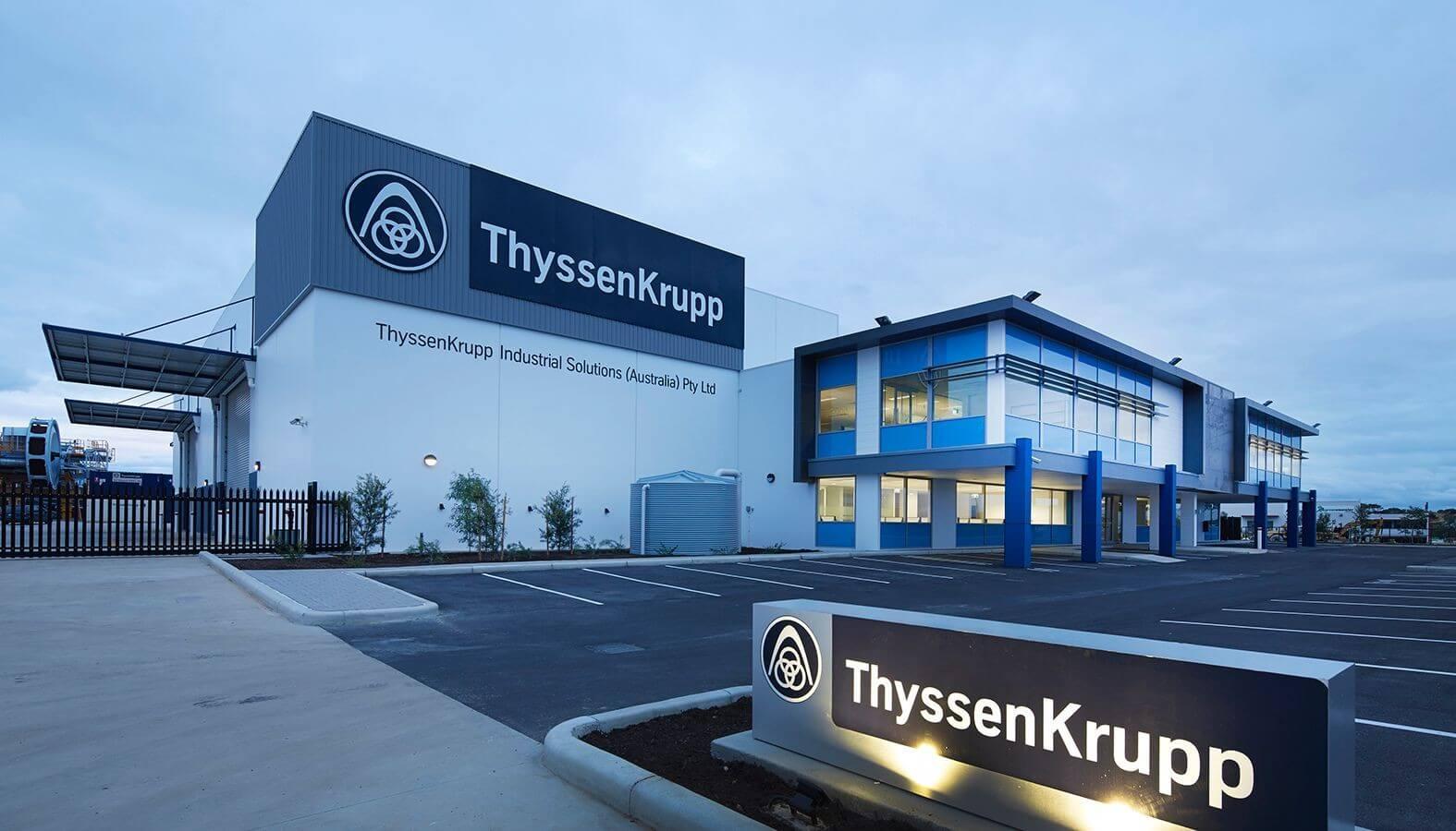 A thyssenkrupp fejlesztőközpontja mérnöki irodát nyitott Veszprémben