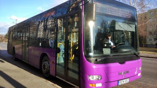 Negyvenkét új busz érkezik Veszprémbe decemberben